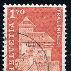 Sellos: SUIZA 1966 YVES 765 USADO . Lote 175544319