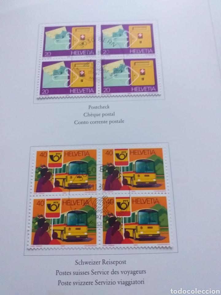 Sellos: Carpeta con sellos de Helvetia - Foto 3 - 178285826