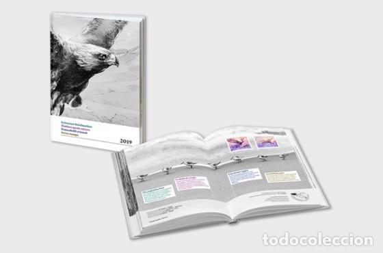 SWITZERLAND 2019 - YEAR BOOK 2019 - ANNUAL PRODUCT MNH (Sellos - Extranjero - Europa - Suiza)