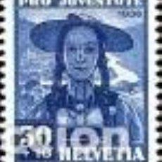 Sellos: SELLOS USADOS DE SUIZA, YT 319. Lote 194091371
