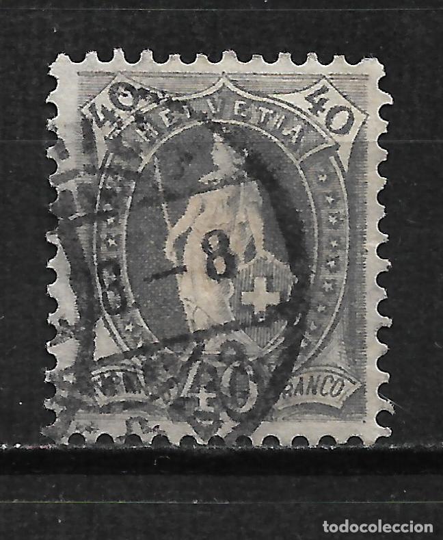 SUIZA 1901 SCOTT # 84B - 2/14 (Sellos - Extranjero - Europa - Suiza)