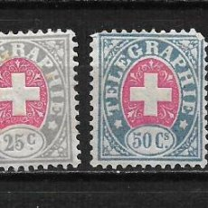 Sellos: SUIZA SELLOS FISCALES - 2/9. Lote 195003388