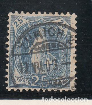 SUIZA 94 USADA, (Sellos - Extranjero - Europa - Suiza)
