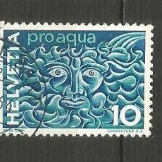 Francobolli: SUIZA YVERT NUM. 727 USADO. Lote 196246950