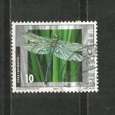 Francobolli: SUIZA YVERT NUM. 1727 USADO. Lote 196300360
