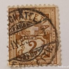 Sellos: SUIZA 1882 2C. Lote 206206388