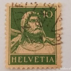 Sellos: SUIZA 1921 - 1924 10C. Lote 206208361