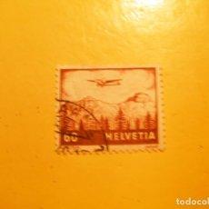 Sellos: SUIZA - MONTAÑAS - LOS ALPES SUIZOS.. Lote 206818328