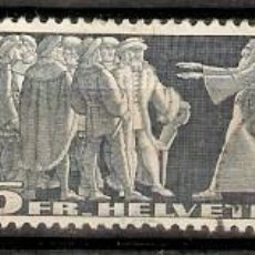 Sellos: SUIZA.1938. YT 313,314,315. Lote 207068265