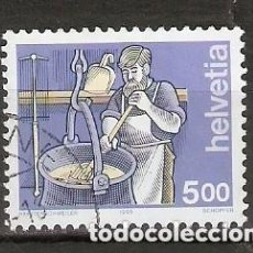 Sellos: SUIZA.1977. YT 1434. Lote 207070571