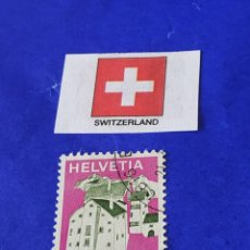 Sellos: SUIZA C1. Lote 212606297