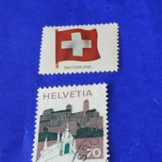 Sellos: SUIZA C2. Lote 212606400