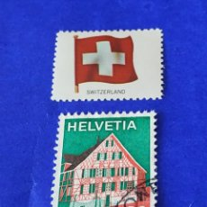 Sellos: SUIZA C3. Lote 212614237