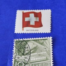 Sellos: SUIZA C4. Lote 212614385