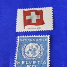 Sellos: SUIZA C5. Lote 212614455