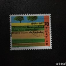 Timbres: SUIZA AÑO 1997. (936). Lote 213112307