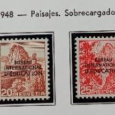 Sellos: SUIZA - SELLOS DE SERVICIO - IVERT 279/84 NUEVOS ** SIN FIJASELLOS. Lote 218215675