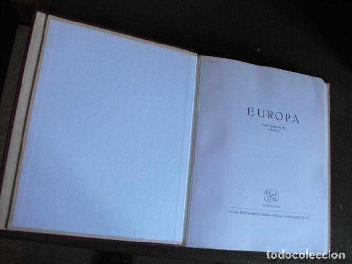 Sellos: Suiza. Álbum y cuaderno con hojas. 1843-1998. Todo en las fotos. - Foto 2 - 219513556