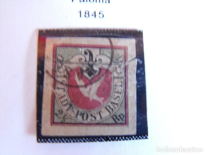 Sellos: Suiza. Álbum y cuaderno con hojas. 1843-1998. Todo en las fotos. - Foto 6 - 219513556