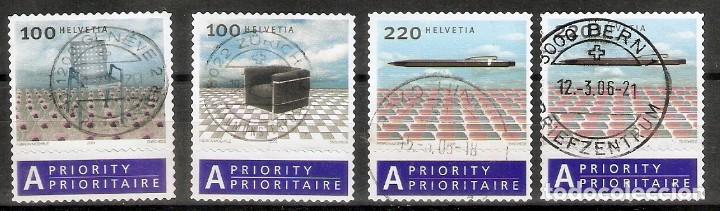 SUIZA.2004. (Sellos - Extranjero - Europa - Suiza)