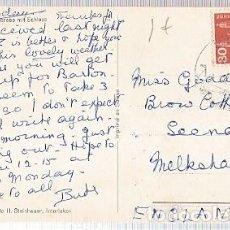 Sellos: SUIZA & MARCOFILIA, SPIEZ EN EL LAGO, THUN, CASTILLO, MELKSHAM INGLATERRA 1962 (8406). Lote 221445295