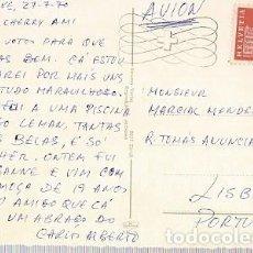 Sellos: SUIZA & CIRCULADO, RECUERDO DE GENEVE, MULTI, LISBOA 1970 (7687). Lote 221445672