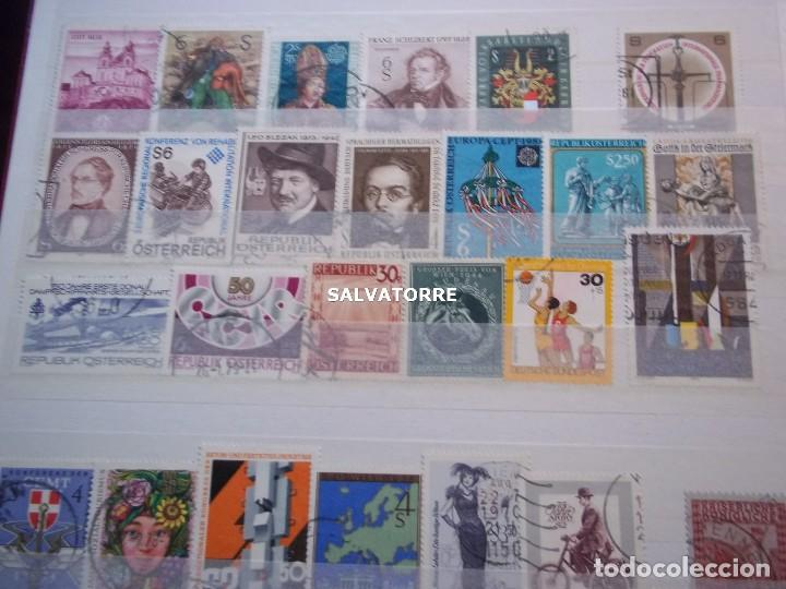 Sellos: ALBUM SELLOS.AUSTRIA.OSTERREICH.RWANDAISE.INDONESIA.TOGO.MANAMA.MONGOLIA.BRASIL - Foto 5 - 225409105