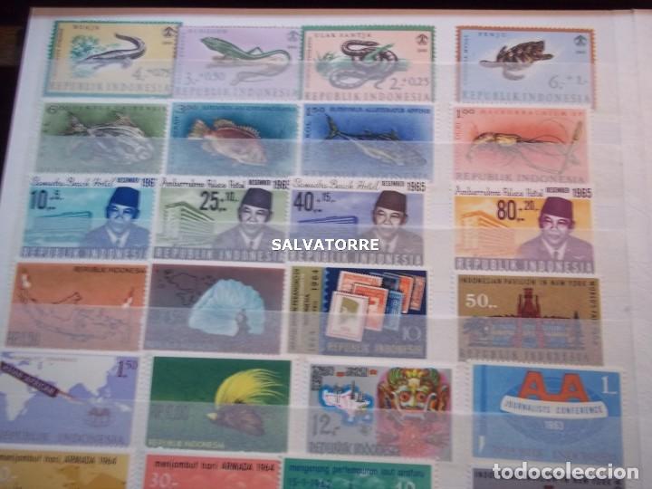 Sellos: ALBUM SELLOS.AUSTRIA.OSTERREICH.RWANDAISE.INDONESIA.TOGO.MANAMA.MONGOLIA.BRASIL - Foto 13 - 225409105