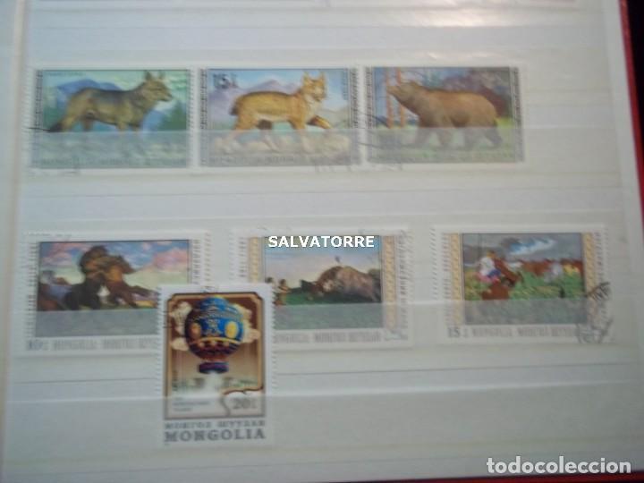 Sellos: ALBUM SELLOS.AUSTRIA.OSTERREICH.RWANDAISE.INDONESIA.TOGO.MANAMA.MONGOLIA.BRASIL - Foto 26 - 225409105