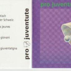 Sellos: SUIZA. CARNET Nº 1593/95. PRO JUVENTUD - AÑO 1998 . NUEVO. Lote 227581170