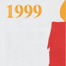Sellos: SUIZA. DOCUMENTO (Nº 1592) FELICITACIÓN DE NAVIDAD LA POSTE. AÑO 1998.. Lote 227581955