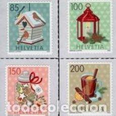 Sellos: SELLOS NUEVOS DE SUIZA 2020,NAVIDAD. Lote 228428730