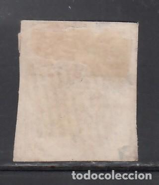 Sellos: SUIZA, 1852 YVERT Nº 23, 15 Rr. rojo, RAYON III. Tipo II - Foto 2 - 231812650
