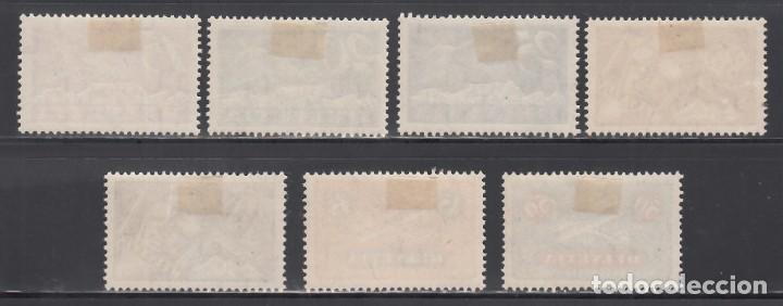 Sellos: SUIZA, AÉREO, 1923-33 YVERT Nº 3 / 9 /*/ - Foto 2 - 231820205