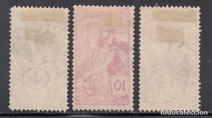 Sellos: SUIZA, 1900 YVERT Nº 86 / 88 - Foto 2 - 231825605