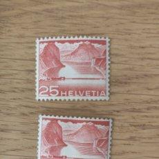Sellos: SELLOS SUIZA - 1949 - MICHEL 534 NUEVOS. Lote 234857005