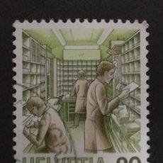 Francobolli: SUIZA 1986.. Lote 238881750