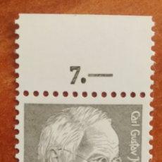 Sellos: SUIZA N°1069 MNH**PERSONAJES 1978 (FOTOGRAFÍA REAL). Lote 244522820