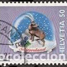 Francobolli: SELLO USADO DE SUIZA 2000, YT 1650. Lote 247597180