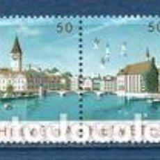 Francobolli: SELLOS USADOS DE SUIZA 1984, YT 1205/ 08. Lote 255600065
