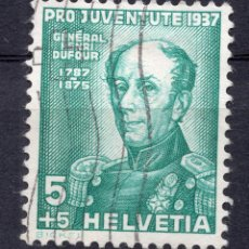 Francobolli: SUIZA 1937 STAMP ,, MICHEL 314. Lote 258056340