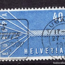 Timbres: SUIZA 1957 STAMP ,, MICHEL 647. Lote 258315890