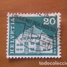 Sellos: 1 SELLO DE CORREOS DE SUIZA. ¿1970-79?. Lote 260650430