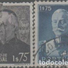 Sellos: LOTE (13) SELLOS PORTUGAL ALTO VALOR. Lote 260658180