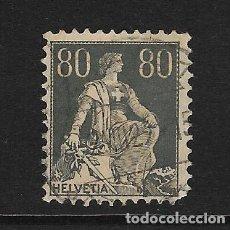 Sellos: SUIZA - CLÁSICO. YVERT Nº 166 USADO Y DEFECTUOSO. Lote 262015115