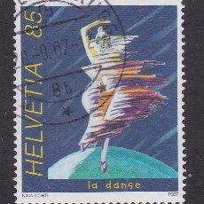 Francobolli: SUIZA 2007 - SELLO USADO. Lote 263146500