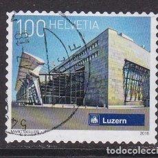 Francobolli: SUIZA 2016 - SELLO USADO. Lote 263146940