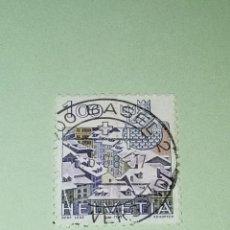 Sellos: SELLOS DE SUIZA. Lote 268900434