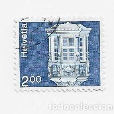 Sellos: SELLOS DE SUIZA. Lote 269014929