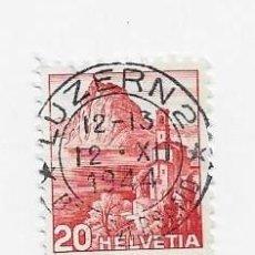 Sellos: SELLOS DE SUIZA. Lote 269014949